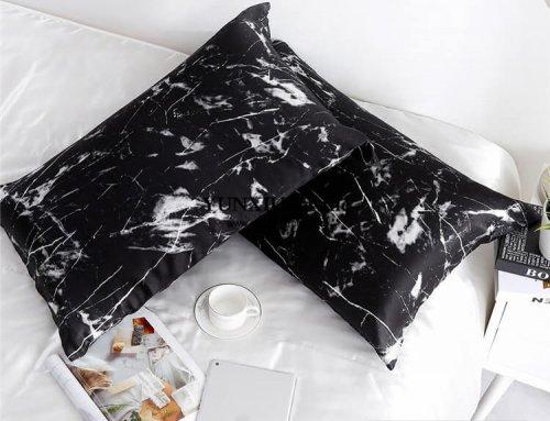 22mm Silk Pillowcas with printing