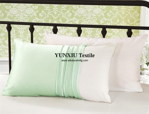 16mm Silk Pillowcase reverse cotton