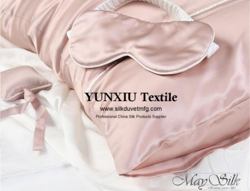 Silk Pillow Silk Pillowcase Silk Eyemask