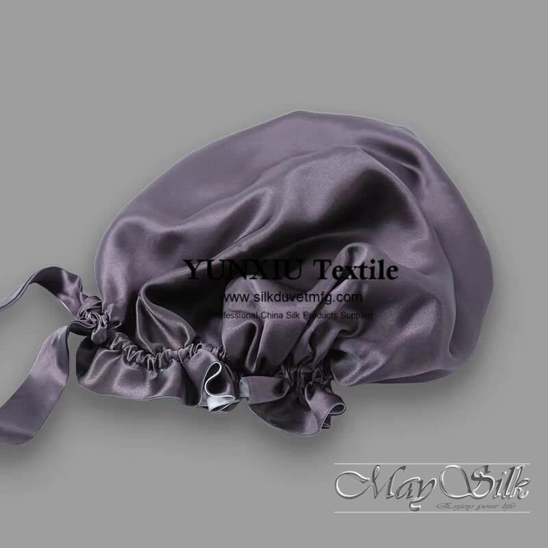 silk sleeping hair wrapping