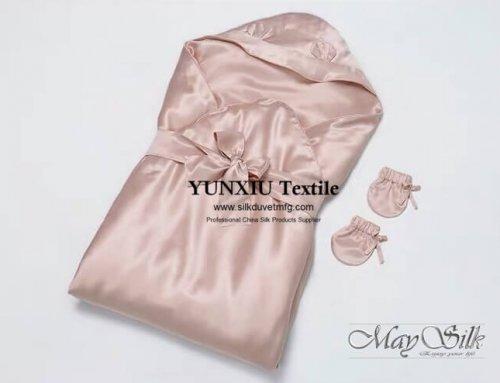 Silk Sleeping sac for baby